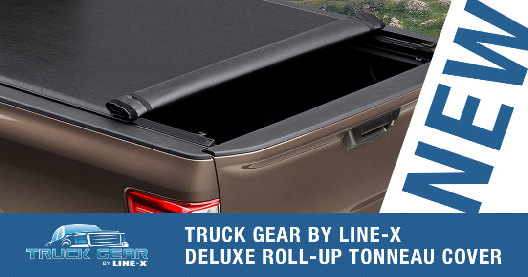 DELUXE ROLL-UP TONNEAU COVER
