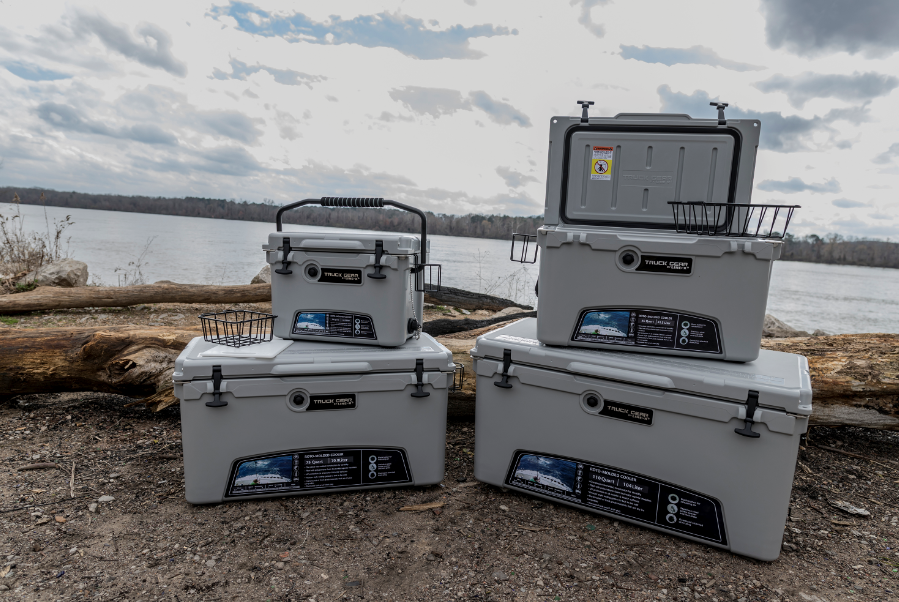 EXPEDITION COOLER TRUCK GEAR BY LINE-X