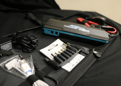 JUMP STARTER AND POWER BANK TRUCK GEAR BY LINE-X