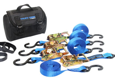 RATCHETING TIE DOWN KIT TRUCK GEAR BY LINE-X